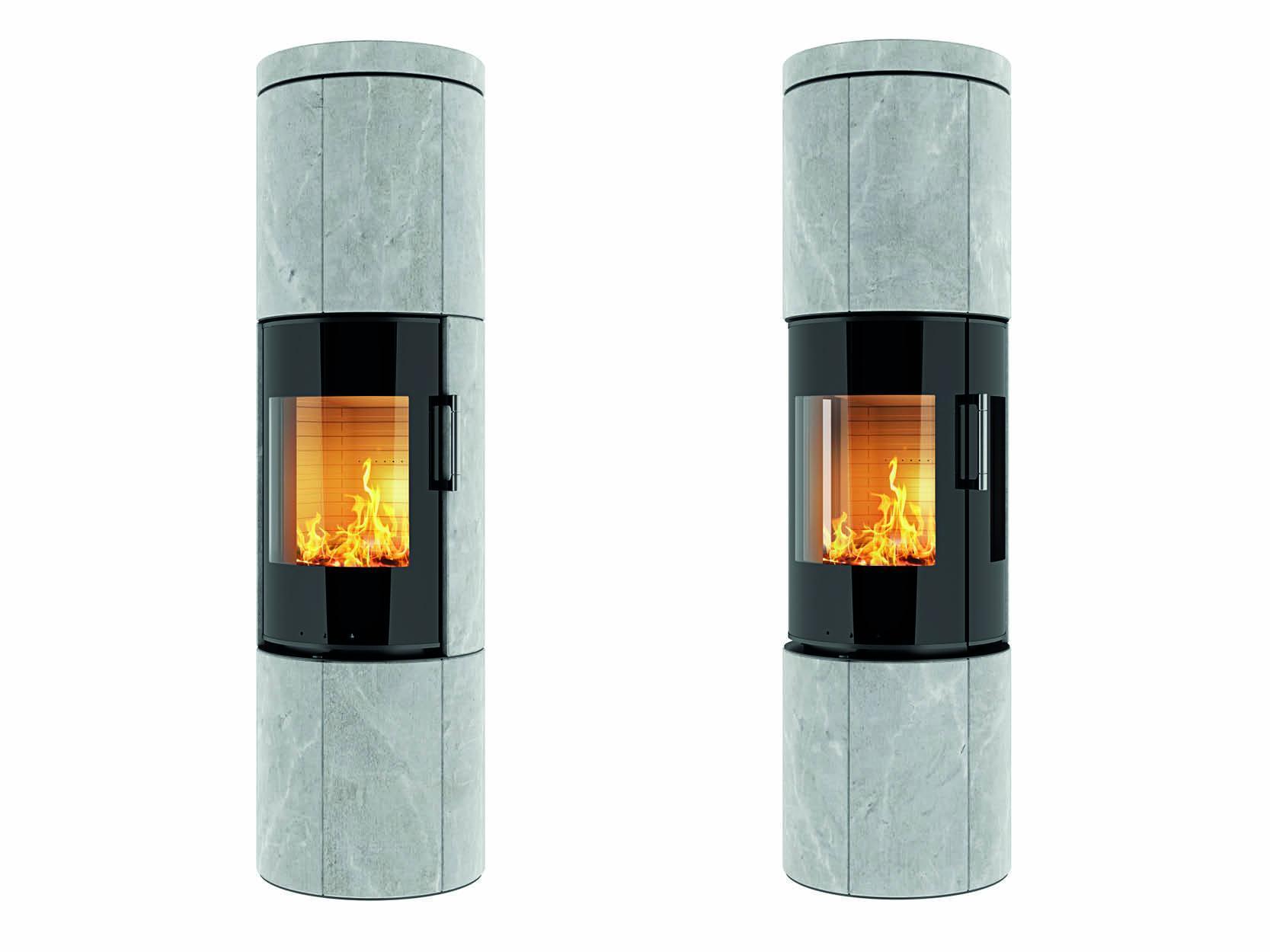 Ceramic Wood Burning Stove By Rais Great Heating Economics